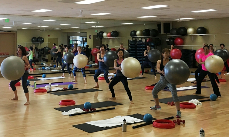 Full Service Health + Fitness Club   San Ramon CA Gym